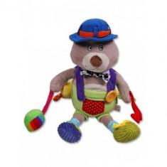 Jucarie Din Plus Yogi Bear - Jucarie zornaitoare Baby Mix