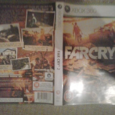 FAR CRY 2 - Joc XBOX 360 ( GameLand ) - Jocuri Xbox 360, Shooting, 18+, Single player