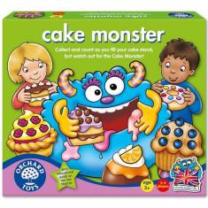 Joc Educativ Monstrul De Prajituri Cake Monster orchard toys