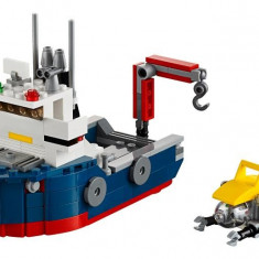 LEGO Creator Nava De Explorare Oceanica - 31045