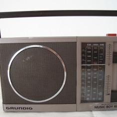 Radio GRUNDIG MUSIC BOY 60 - Aparat radio