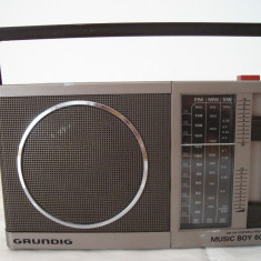 Radio GRUNDIG MUSIC BOY 60 - Aparat radio