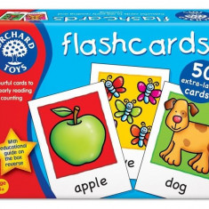 Joc Educativ In Limba Engleza Cartonase Flashcards orchard toys
