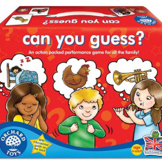 Joc Educativ Poti Ghici? Can You Guess? orchard toys
