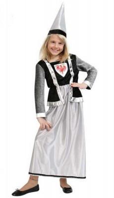 Costum Pentru Serbare Printesa Medievala 116 Cm foto