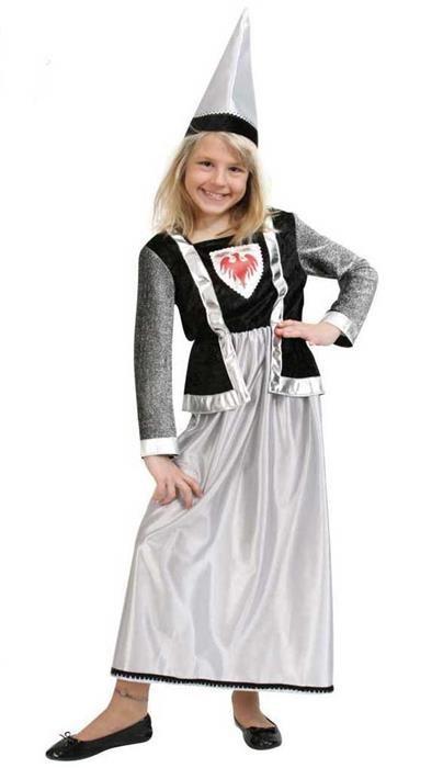 Costum Pentru Serbare Printesa Medievala 116 Cm