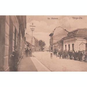 TARGU - JIU , STRADA VICTORIEI