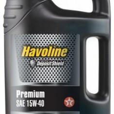 Ulei TEXACO HAVOLINE PREMIUM 15W40 5L