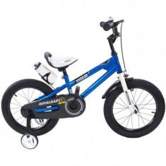 Bicicleta Freestyle Bmx 16 - Sun Baby - Albastru - Bicicleta copii
