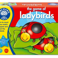 Joc Educativ Buburuzele Ladybirds orchard toys
