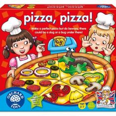 Joc Educativ Pizza Pizza! orchard toys
