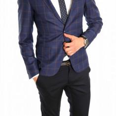 Sacou tip Zara Man - sacou barbati - sacou casual elegant - cod 6219, Marime: 50, Culoare: Din imagine