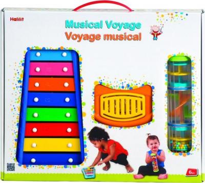 Set Jucarii Muzicale Voyage Halilit Ms3003 foto