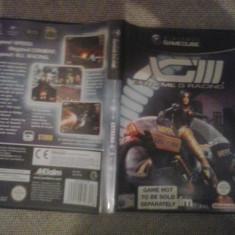 XGIII - Extreme G Racing - Joc Nintendo Gamecube ( GameLand ), Curse auto-moto, 3+, Multiplayer