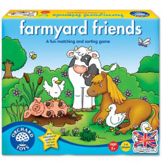 Joc Educativ Prietenii De La Ferma Farmyard Friends orchard toys