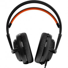 Casti Pc Gaming Steelseries Siberia 200 Black - Casca PC Steelseries, Casti cu microfon