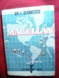 MAGELLAN -  de GH.I.GEORGESCU -   ed 1943 Colectia Calatori Vestiti
