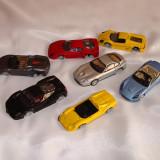 Lot 7 machete Ferrari/Eaglomoss (pentru piese sau reconditionare), 1:43