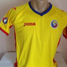 SET ECHIPAMENT ROMANIA ACASA EURO 2016 4-5 SI 14-15ANI(116, 176) - Set echipament fotbal, Marime: Marime universala