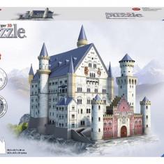Puzzle Ravensburger 3D Castelul Neuschwanstein, 216 Piese
