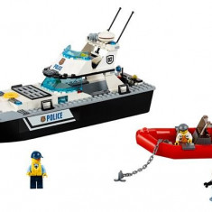 LEGO City Nava De Patrulare A Politiei - 60129