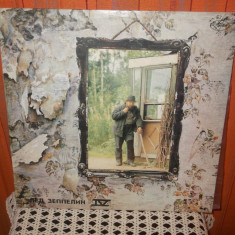 -Y- LED ZEPPELIN IV   - ( ANTROP URSS , RAR !! ) DISC VINIL LP