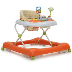 Premergator Copii Si Bebe Cangaroo Lucky Orange, 0-6 luni, Portocaliu