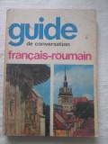 Sorin bercescu - Guide De Conversation Francais roumain, Alta editura