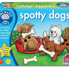 Joc Educativ Catelusii Patati Spotty Dogs orchard toys