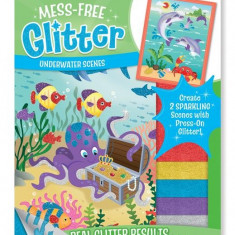 Set Creatie Cu Sclipici In Adancuri Melissa And Doug Melissa & Doug