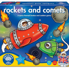 Joc De Societate Rachete Si Comete Rockets And Comets - Jocuri Board games orchard toys