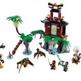 LEGO Ninjago Insula Tiger Widow - 70604