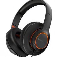 Casti Gaming Steelseries Siberia 100 Pc, Casti cu microfon