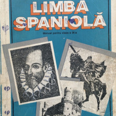 LIMBA SPANIOLA. MANUAL PENTRU CLASA A IX-A - Cristiana Hancu - Curs Limba Spaniola