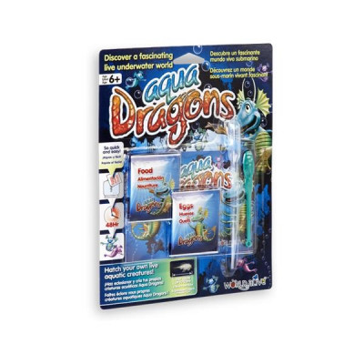 Set Reincarcare Aqua Dragons World Alive W4004 foto