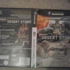Conflict Desert Storm - Joc Nintendo Gamecube ( GameLand ), Shooting, 3+, Multiplayer