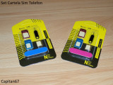 Adaptor SIM, Micro SIM, Nano SIM