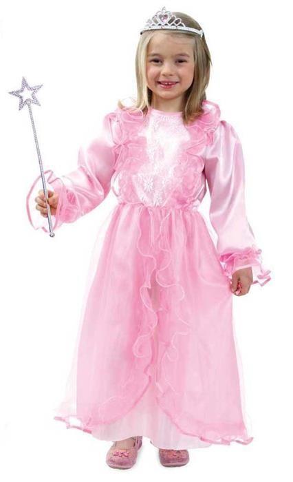 Costum Pentru Serbare Printesa Lena 104 Cm