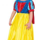 Costum Pentru Serbare Alba Ca Zapada 104 Cm - Costum copii