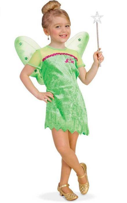 Costum Pentru Serbare Zana Liliane 104 Cm