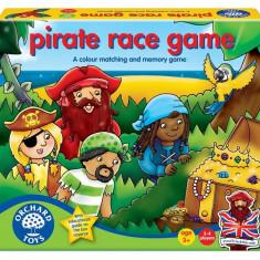 Joc De Societate Cursa Piratilor Pirate Race - Jocuri Board games