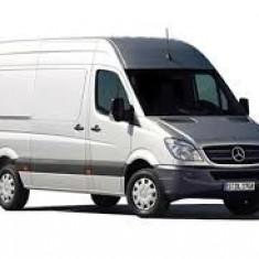 Transport marfa 3, 5 tone cu mecedes sprinter