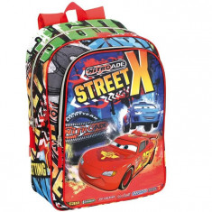 Ghiozdan BTS Adaptabil Cars Street
