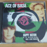 Ace Of Base - Happy Nation (USA Special Editon) CD, emi records