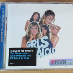 Girls Aloud - What Will the Neighbours Say? CD Special Edition, universal records