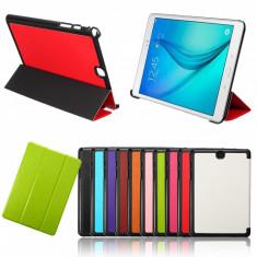 Husa ultraslim ptr. Samsung Galaxy Tab A 9.7 T550/551/555+Folie+Touch Pen - Husa Tableta, 9.7 inch