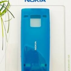 Husa silicon CC1008 Nokia X2 Albastru - Husa Telefon