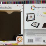 Husa tableta POUCH universala 8 inch Alb