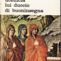 Victor Ieronim Stoichita - Ucenicia lui Duccio di Buoninsegna.Studii despre cultura figurativa a secolului al XIII-lea - 35074 - Carte Monografie