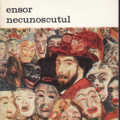 Francine-Claire Legrand - Ensor necunoscutul - 35126 - Carte Monografie